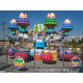 新型游乐设备逍遥水母 公园游乐设施价格