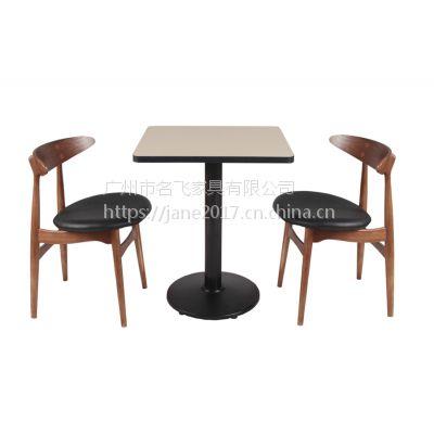 陇南市哪里有西餐椅卖?名飞餐饮家具供应古典板式西餐厅桌椅