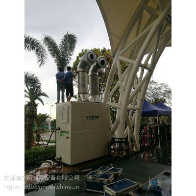云南度假村中央空调出租 云南空调租赁
