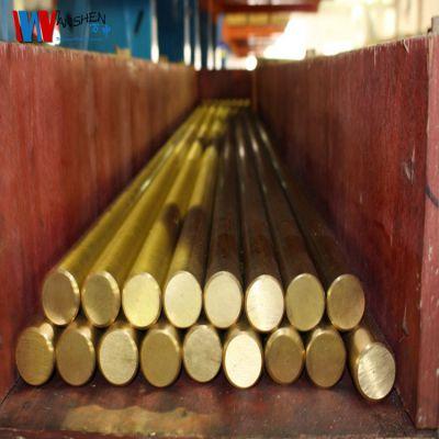 厂家直销现货H62高精环保黄铜棒 拉花滚花直纹黄铜棒