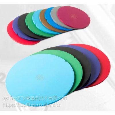 供应 90度 橡胶垫 光纤研磨垫 Domaille 品牌
