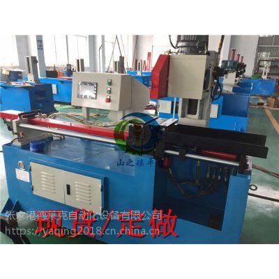 厂家直销 薄管弯管异型管锯衣架货柜钢管不磨头省人工切割机