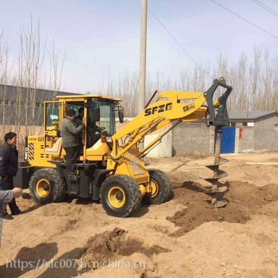 电线杆钻坑机 水泥杆挖坑机 电线杆打坑机 博信达厂家直销