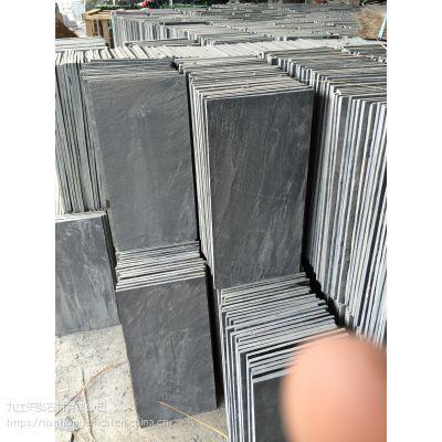 促销 亚光青石板 踏步石 瓦板石厂家直销