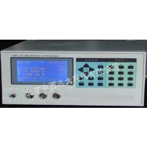 中西磁性材料功耗功率电感测试仪 型号:QW11-VR152库号:M406704