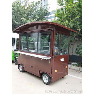 小款电动餐车