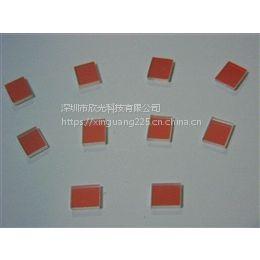深圳欣光科技供应,710nm窄带滤光片,光学镜片厂家