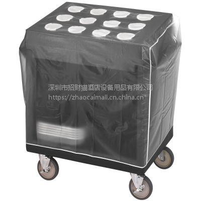 CAMBRO TC1418 托盘餐具车(灰色)|美国进口|美国勘宝牌
