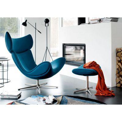 角度优美坐感舒适的现代简约休闲椅