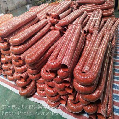 冷风热风排出管工厂焊烟抽吸管青岛通风管道厂家价格