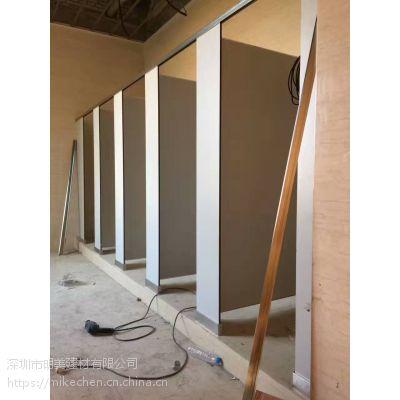 常州市戚墅堰区公共厕所隔断玻璃门幼儿园厕所挡板卫生间隔板卫生间隔断厕所隔断