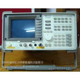惠普hp8596e/惠普hp8596e频谱分析仪