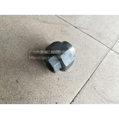 供应深圳MSS.SP-79标准美标不锈钢螺纹管件,型号齐全,广州市鑫顺管件