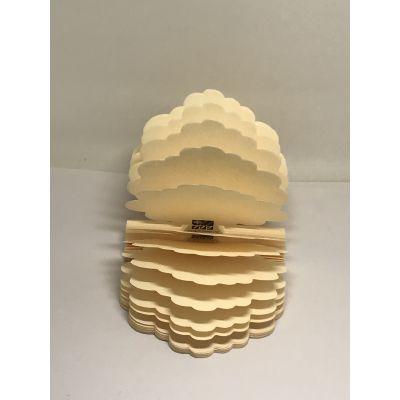 东莞便签厂生产定制树状型创意异形便利贴-博艺印刷品