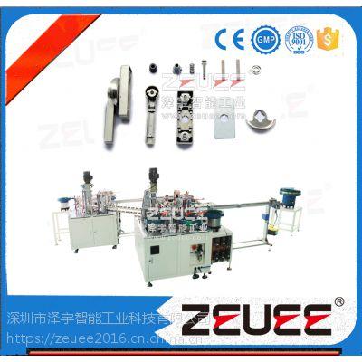 月牙锁自动组装机 五金月牙锁自动组装D32-ZY01-01