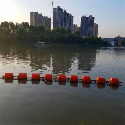 定制塑料浮标 浮球上装灯 河上漂浮灯 塑料浮板