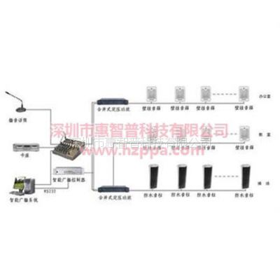 工厂背景音乐系统,超市背景音乐系统,深圳惠智普科技