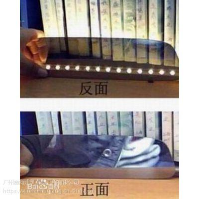广州更换安装看守所观摩室专用玻璃
