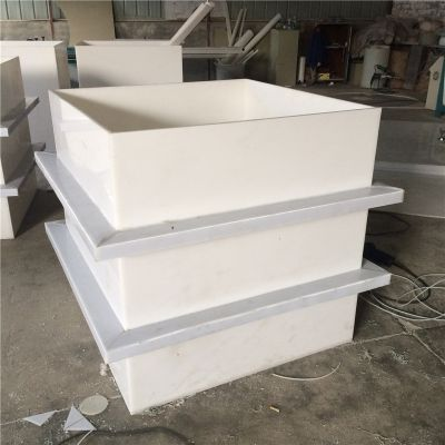 供应定做酸洗槽 PP电解槽 PP容器焊接 PP氧化电解槽