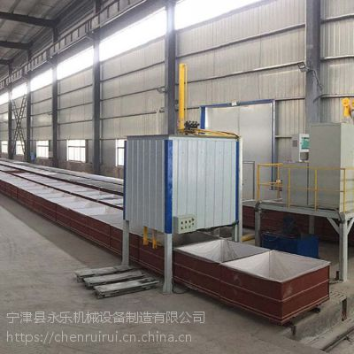 山东永乐机械供应水泥基匀质板设备品牌厂家直销