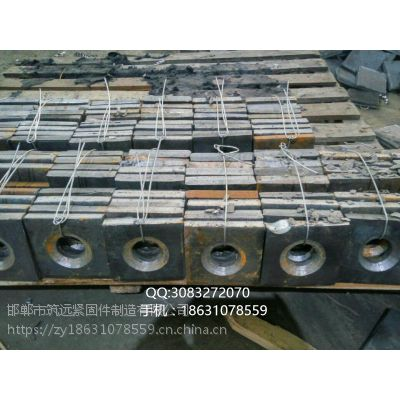 筑远紧固件 专业生产方垫 规格齐全 M10-30厚