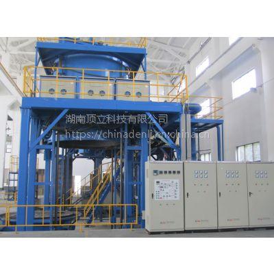 ACME|顶立科技 立式化学气相沉积炉(碳化硅) 沉积炉