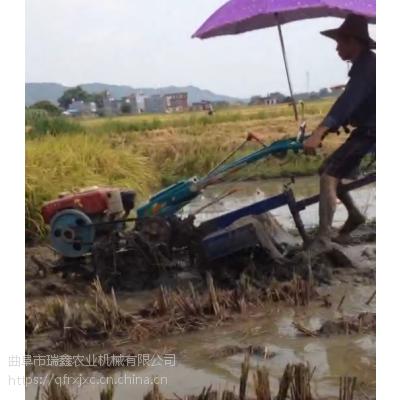 果园专用旋耕机直销 手扶式拖拉机旋耕机 农用手扶犁地机
