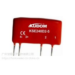 KUDOM库顿KSE系列PCB安装型交流固态继电器