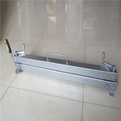 天德立GDJ割带机 铡刀式皮带切割机