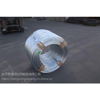 安平专业生产圆形镀锌铁丝