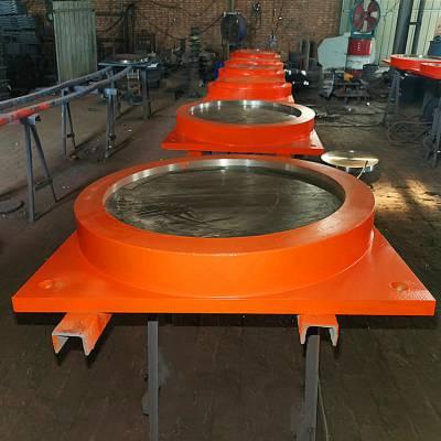 鹿寨县 KQGZ钢结构抗震球形钢支座 陆韵 钢支座 饱尝了失败之后才能成功