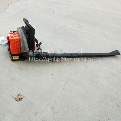 耗油低的汽油吹雪机 背负式汽油吹风机 新款草坪杂物清理机价格