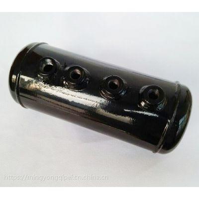 明永自动化生产线定制生产储气筒,重汽专用储气筒