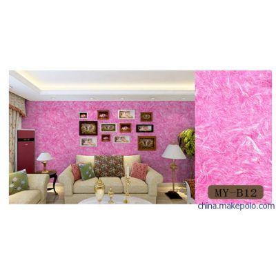 墙衣和硅藻泥哪个更好更环保? 壁绿美将墙衣、墙衣硅藻泥