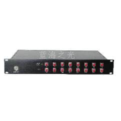 实时监测 预警功能 柜式模块化光纤光栅解调仪 精确测量