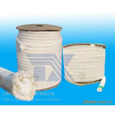 供应陶瓷纤维绳棉芯绳、陶纤绳、陶瓷纤维盘根、密封条