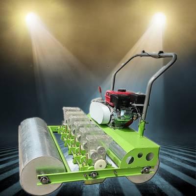 咸阳市拖拉机带大葱播种机 启航牌多功能免耕型小麦播种机 6行芝麻精播机生产厂家