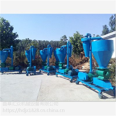 除尘吸粮机批发 散装粮食农作物气力输送机