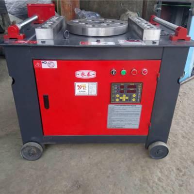 奥斯顿供应GWH-32型4千瓦铜线电机的钢筋弯弧机价格