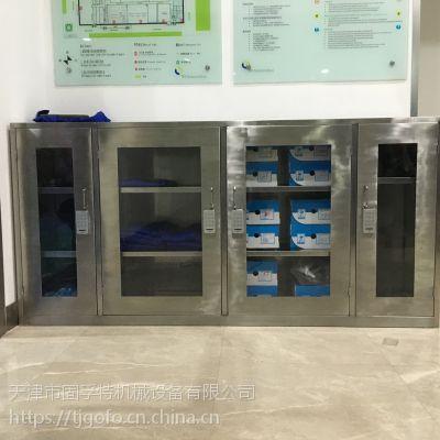 北京201 304不锈钢四门柜 不锈钢方格柜定制厂家