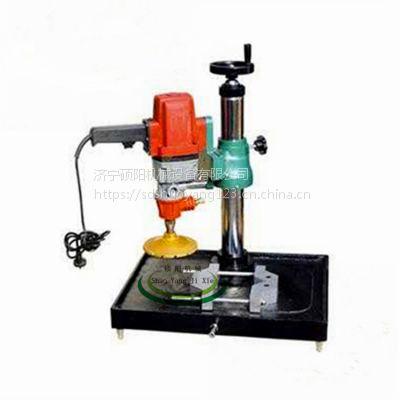硕阳机械HMP-150A型混凝土芯样磨平机 砼样磨平机