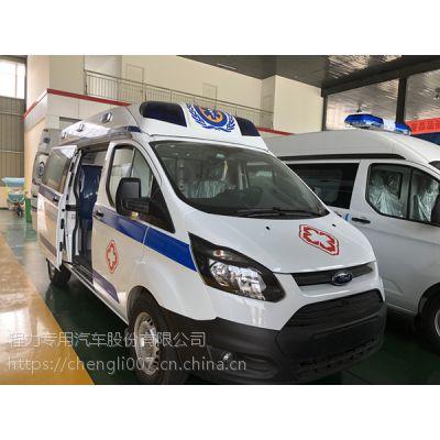 厂家销售各品牌国五长轴/短轴救护车