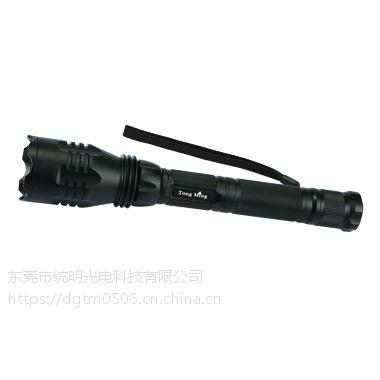 供应 统明 AK-96 远射王 LED强光手电筒 户外照明强光手电