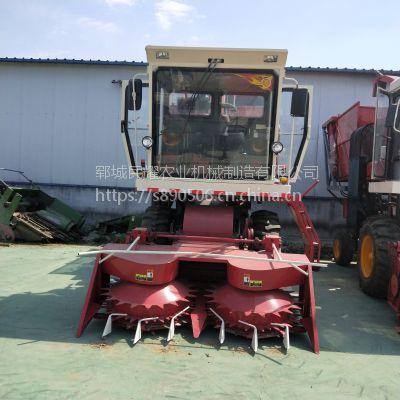 民耀机械常年生产双转盘青储机 养殖牛羊饲料秸秆青储黄储机
