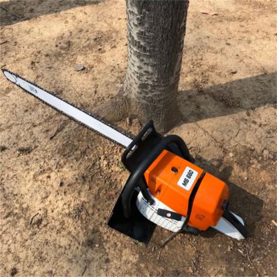 耐磨手提挖树机 润丰 汽油两冲程手提起树机