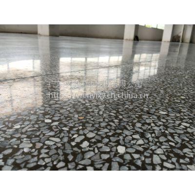 白云区水磨石抛光固化+荔湾区水磨石起灰处理