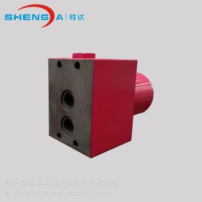 SDDFP大流量高压板式过滤器 胜达过滤液压高效除杂滤油设备效率好精度高