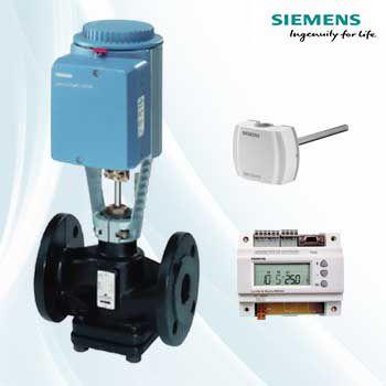 西门子VXF42.40-16C电动三通调节阀应用