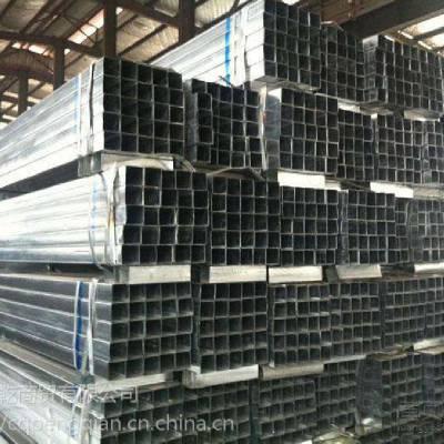 镀锌方管生产工艺流程详细介绍 重庆镀锌方管加工厂