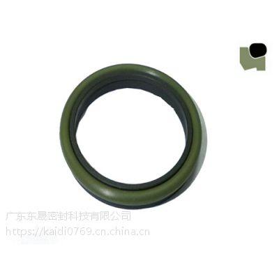 广东四氟定位环 导向环 聚四氟乙烯密封件批发